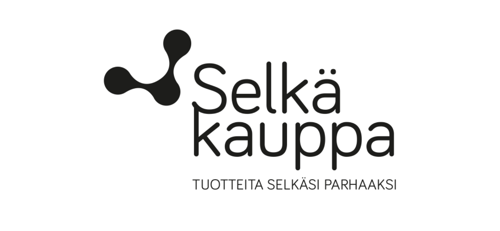 Selkäkaupan logo.